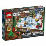LEGO City 60155 City Adventskalender 2017