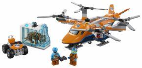 LEGO City 60193 Arktis-Frachtflugzeug - © 2018 LEGO Group