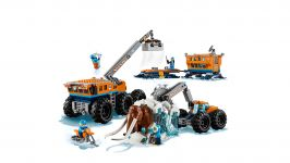 LEGO City 60195 Mobile Arktis-Forschungsstation