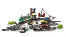 LEGO City 60198 Güterzug - © 2018 LEGO Group