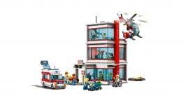 LEGO City 60204 Krankenhaus - © 2018 LEGO Group