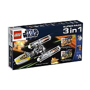 LEGO Star Wars 66411 Super Pack 3-in-1
