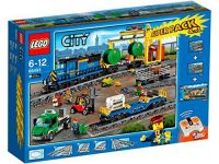 LEGO City 66493 Superpack 4in1 60052 + 60050 + 7895 + 7499