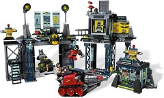 LEGO Super Heroes 6860 The Batcave