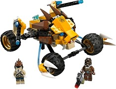LEGO Legends Of Chima 70002 Lennox Löwen-Buggy