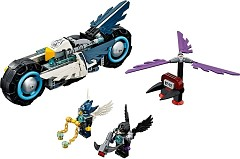 LEGO Legends Of Chima 70007 Eglors Power-Bike