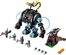 LEGO Legends Of Chima 70008 Gorzans Gorilla-Roboter