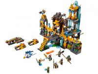 LEGO Legends Of Chima 70010 Der Löwen-CHI-Tempel
