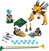 LEGO Legends Of Chima 70115 Ultimatives Speedorz Turnier