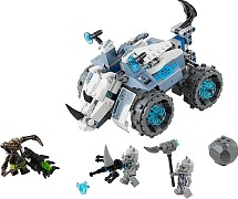 LEGO Legends Of Chima 70131 Rogons Nashorn-Cruiser