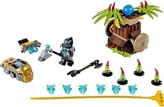 LEGO Legends Of Chima 70136 Banana-Power