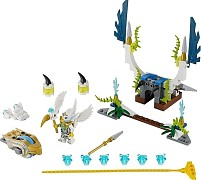 LEGO Legends Of Chima 70139 Wolkensprung