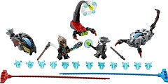 LEGO Legends Of Chima 70140 Stachelduell