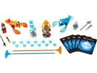 LEGO Legends Of Chima 70156 Feuer gegen Eis