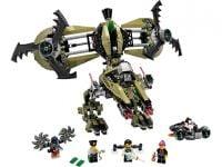 LEGO Agents 70164 Hurrikan-Überfall - © 2014 LEGO Group