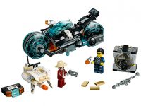 LEGO Agents 70167 Invizable's Goldraub
