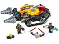 LEGO Agents 70168 Drillex Diamanten Diebstahl