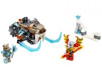LEGO Legends Of Chima 70220 Strainors Säbelzahnmotorrad