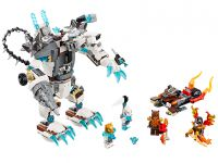 LEGO Legends Of Chima 70223 Icebites Eisbär-Mech