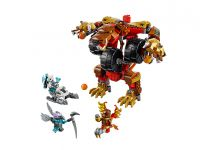 LEGO Legends Of Chima 70225 Bladvics Grollbär-Mech