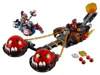 LEGO Nexo Knights 70314 Chaos-Kutsche des Monster-Meisters - © 2016 LEGO Group