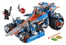 LEGO Nexo Knights 70315 Clays Klingen-Cruiser - © 2016 LEGO Group