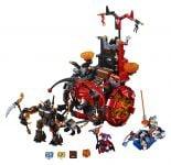 LEGO Nexo Knights 70316 Jestros Gefährt der Finsternis - © 2016 LEGO Group