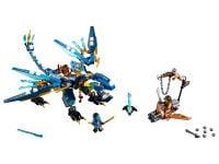 LEGO Ninjago 70602 Jays Elementardrache - © 2016 LEGO Group