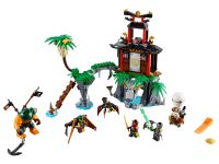 LEGO Ninjago 70604 Schwarze Witwen-Insel - © 2016 LEGO Group