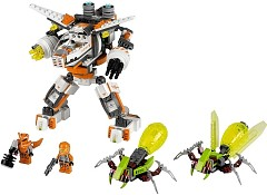 LEGO Space 70707 Super Mech