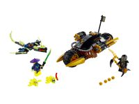LEGO Ninjago 70733 Cole's Donner-Bike