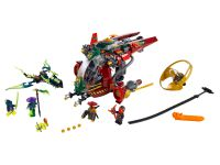 LEGO Ninjago 70735 Ronin R.E.X. - © 2015 LEGO Group