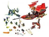 LEGO Ninjago 70738 Der letzte Flug des Ninja-Flugseglers - © 2015 LEGO Group