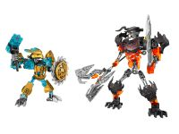 LEGO Bionicle 70795 Maskenmacher vs. Totenkopf-Brecher