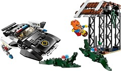 LEGO The LEGO Movie 70802 Bad Cops Verfolgungsjagd