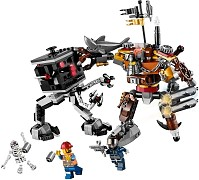LEGO The LEGO Movie 70807 Eisenbarts Duell
