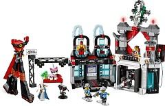 LEGO The LEGO Movie 70809 Lord Business' Hauptzentrale