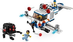 LEGO The LEGO Movie 70811 Fliegender Klempner