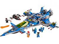 LEGO The LEGO Movie 70816 Bennys Raumschiff, Raumschiff, RAUMSCHIFF!