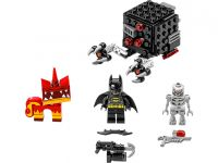 LEGO The LEGO Movie 70817 Batman™ & Super Kratz Kitty Attacke