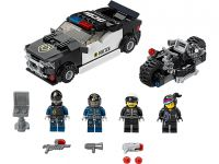 LEGO The LEGO Movie 70819 Bad Cops Polizeiauto