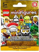 LEGO Collectable Minifigures 71001 Minifiguren Serie 10