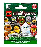 LEGO Collectable Minifigures 71002 Minifiguren Serie 11