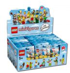 "LEGO Collectable Minifigures 71005 LEGO® Minifiguren - ""The LEGO Simpsons"" Serie 60er Box"