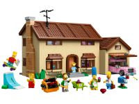 LEGO The Simpsons 71006 Das Simpsons™ Haus - © 2014 LEGO Group