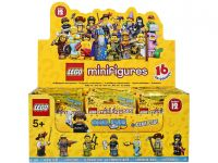 LEGO Collectable Minifigures 71007 Minifiguren Serie 12 60er Box