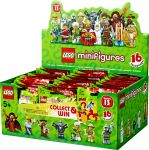 LEGO Collectable Minifigures 71008 Minifiguren Serie 13 60er Box