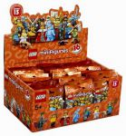 LEGO Collectable Minifigures 71011 LEGO® Minifiguren Serie 15 60er Box