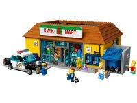 LEGO The Simpsons 71016 Kwik-E-Mart - © 2015 LEGO Group