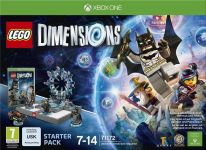 LEGO Dimensions 71172 Starter Pack Xbox One